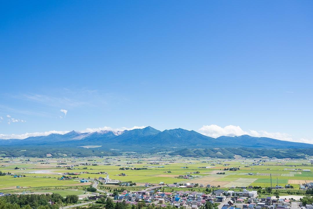 Berg in Furano