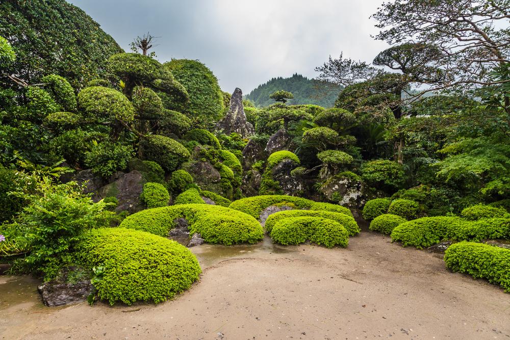 Kagoshima-Garten
