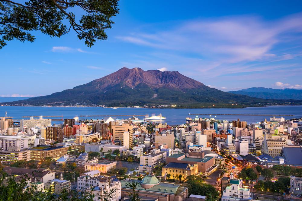 Kagoshima Skyline