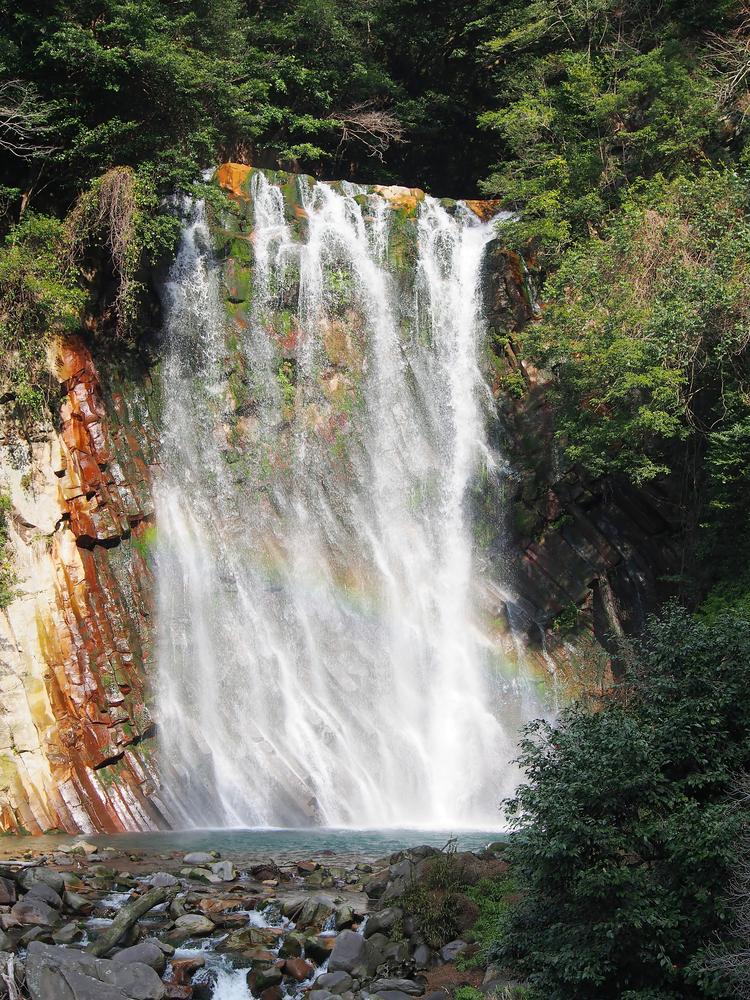 Kirishima Wasserfall