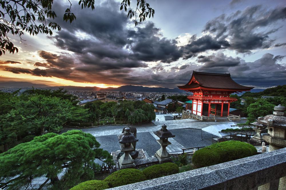 Kyoto Schrein