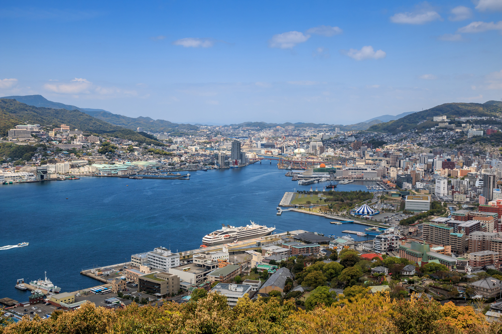 Nagasaki Cityview