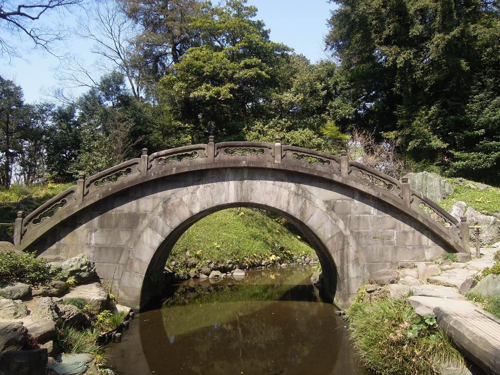Okayama Brücke