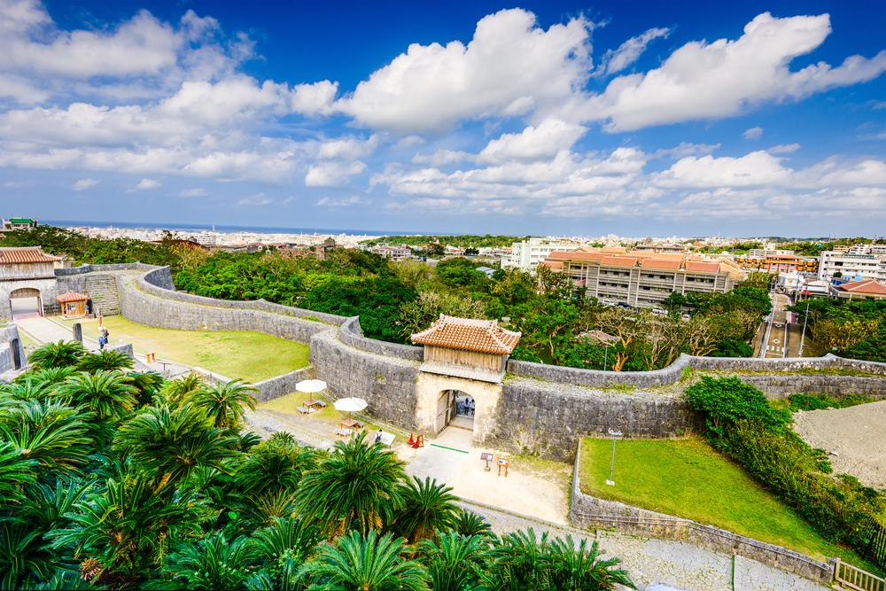 Okinawa Landschaft