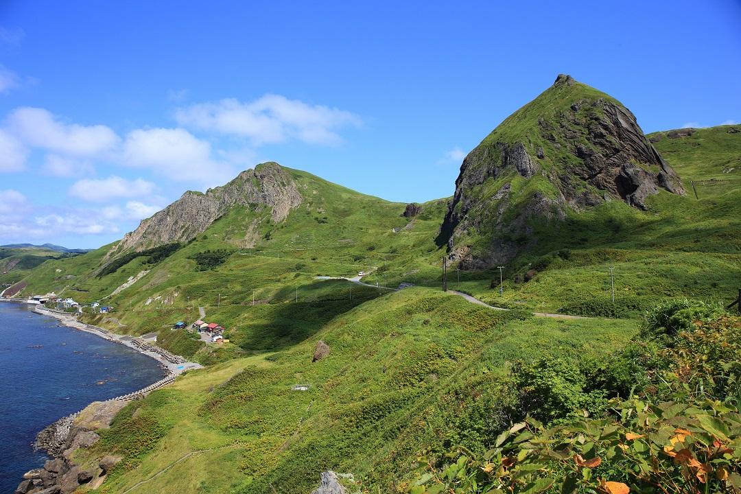 Rebun Island Landschaft