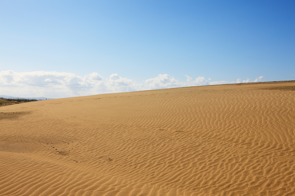 Tottori-Sanddunes-Sand