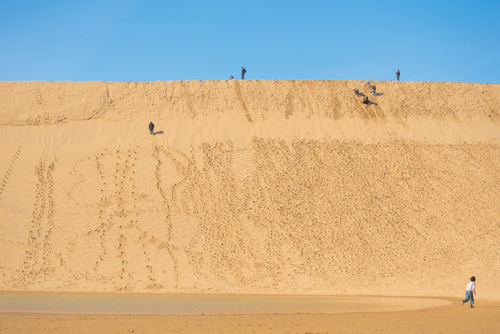 Tottori-Sanddunes-Sand3