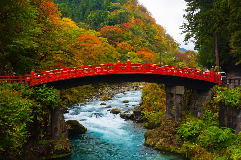 Nikko Brücke