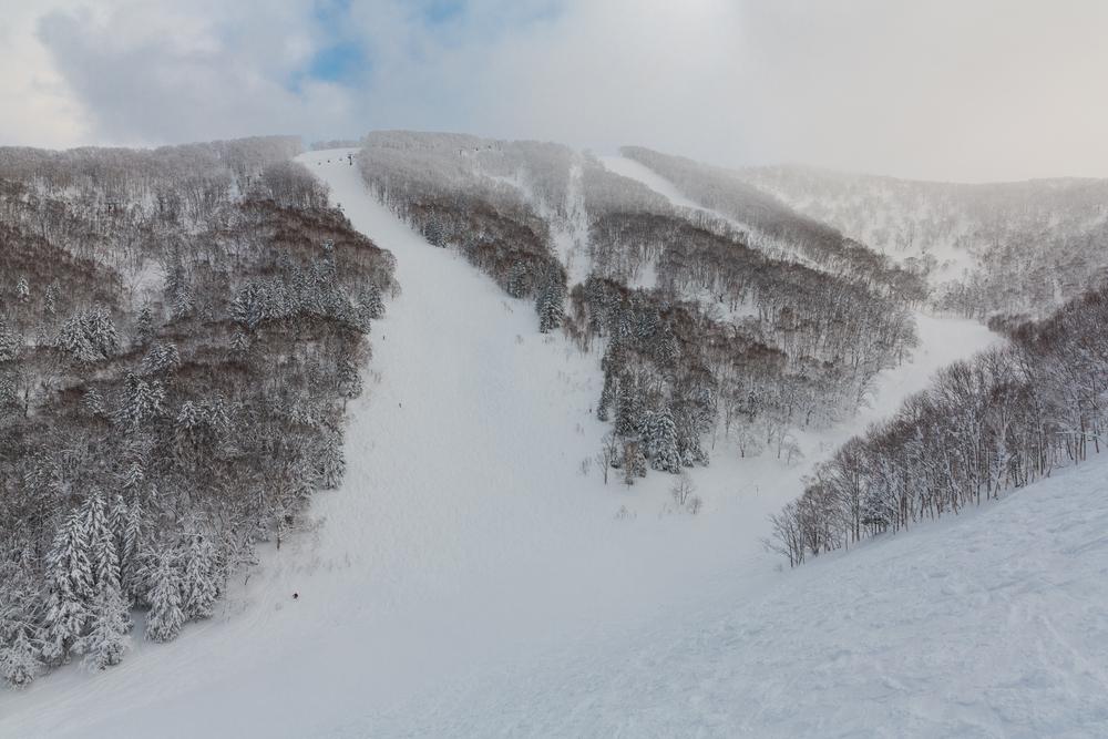 Rusutsu Skigebiet